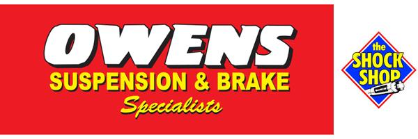Owens Suspension & Brakes – Whangarei
